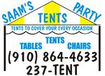 Saam's Party Tent Rentals